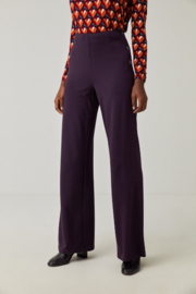 SURKANA Palazzo Trousers With Side Buttons