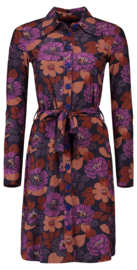 Tante Betsy Shirt Dress Forest Purple