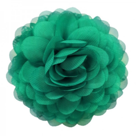 Urban Hippies Veronese Green Chiffon Corsage