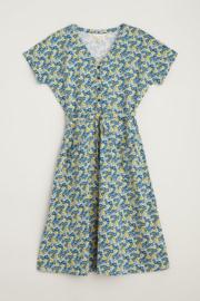 Seasalt Coastwatch Dress - Primrose Blooms Freshwater Hay
