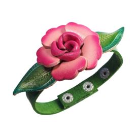 Pink Primrose Bracelet