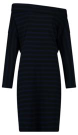 Tante Betsy Dress Tetu Stripes Black