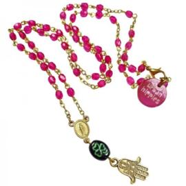 Urban Hippies Rosary Jewel 21
