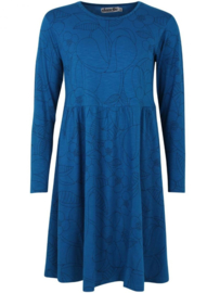 Danefae Skanderborg Dress  Warm Indigo BLOOM BOOM