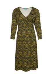 LaLamour Classic Cross Dress Tulip Green