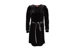 Mooi Vrolijk Dress Chic - Basic Black Steam Velvet