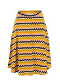 Blutsgeschwister Office Shocker Skirt Stripe My Soul