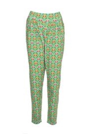 LaLamour Pants, lotus turquoise/green