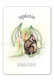 MOOQI - Ansichtkaart Septarie