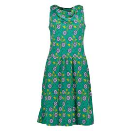 Bakery Ladies Waterfall Dress Bella - Bamboo Leaf & Pistache