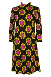 KO:KO Gudrun Black Yellow Pink