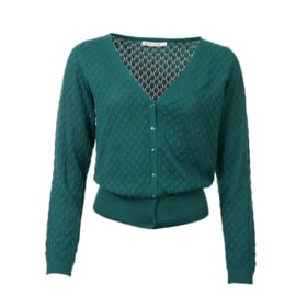 Froy & Dind Cardigan Gerdy Evergreen