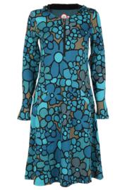 KO:KO Tir blue dress