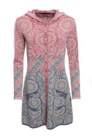 SORGENFRI Glory Knitted Coat Rose Wine