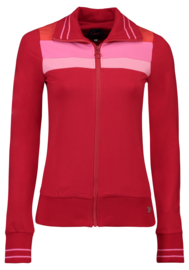 Tante Betsy Sporty Jacket Multi Red