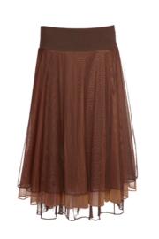 LaLamour Petticoat Brown
