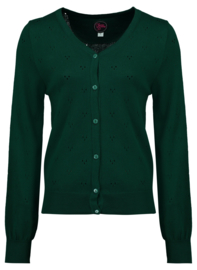 Tante Betsy Cardi Sissie Summer Green