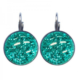 Urban Hippies Peacock Glitter Dots