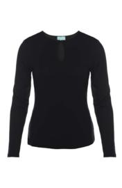 LaLamour T-shirt High Neck Black