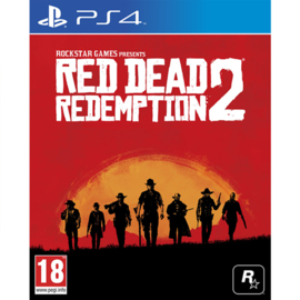 Red Dead Redemption2 PlayStation 4 games