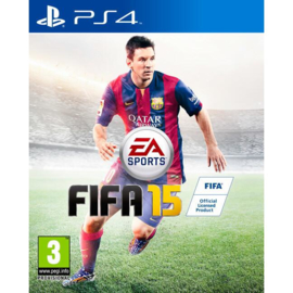 FiFa 15 PlayStation 4 game