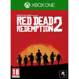 Red Dead Redemption 2 Xbox one games