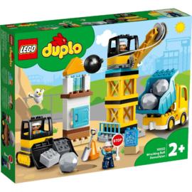 Lego Duplo Toren kraan sloopkogel 10932