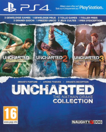 Uncharted - The Nathan Drake Collection PS4
