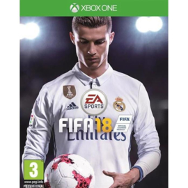 FiFa 18 Xbox one games