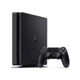 Playstation 4 Slim 500gb/1tb console zwart