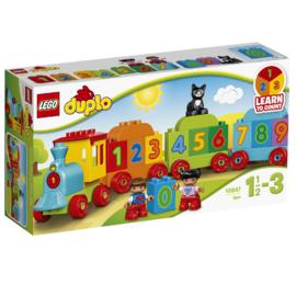 Lego Duplo first trein