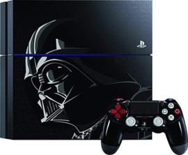 Playstation 4 1TB Limited Edition Star Wars Met doos
