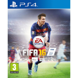 FiFa 16 PlayStation 4 game