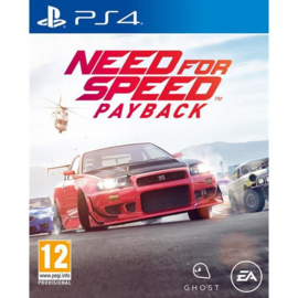 Need For Speed Payback Playstation 4 games
