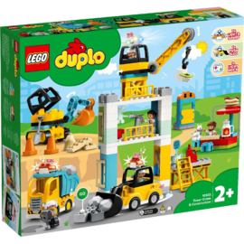 Lego Duplo toren kraan