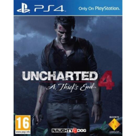 Uncharted 4 A Thiefs end Playstation 4 games