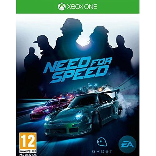 Need for speed 2015 Xbox one games
