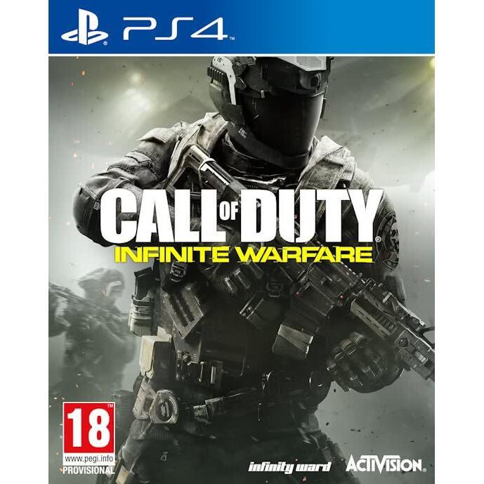 Call of Duty Infinite Warfare Playstation 4 game