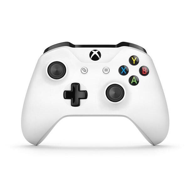 Xbox one Wireless controller Wit Origineel Microsoft