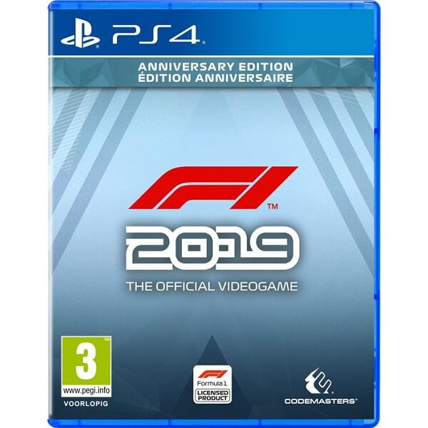 F1 2019 Playstation 4 game