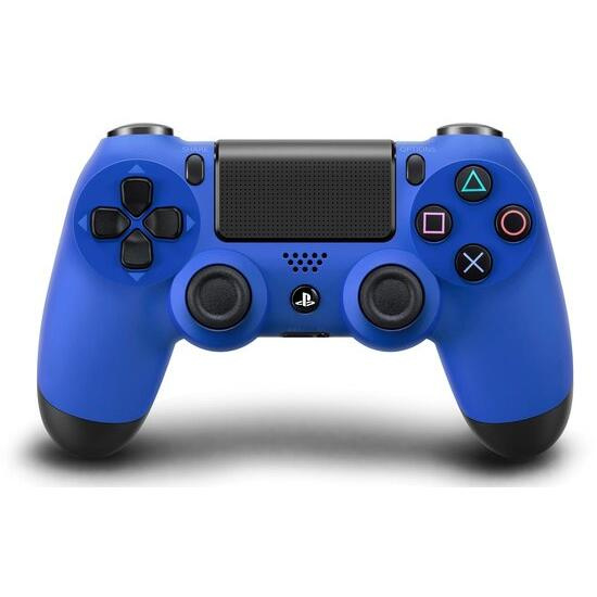 Playstation 4 controller blauw DUAL shock