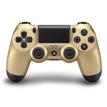 Sony Playstation 4 controller Orineel DUAL Shock V2 Goud