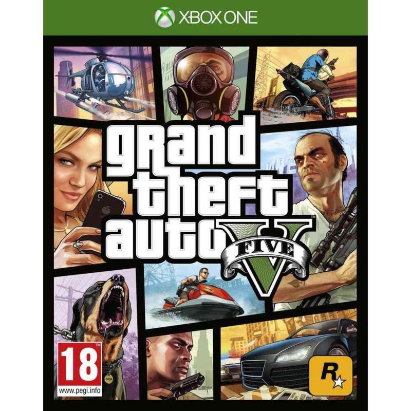 Grand Theft auto 5 Xbox one Games