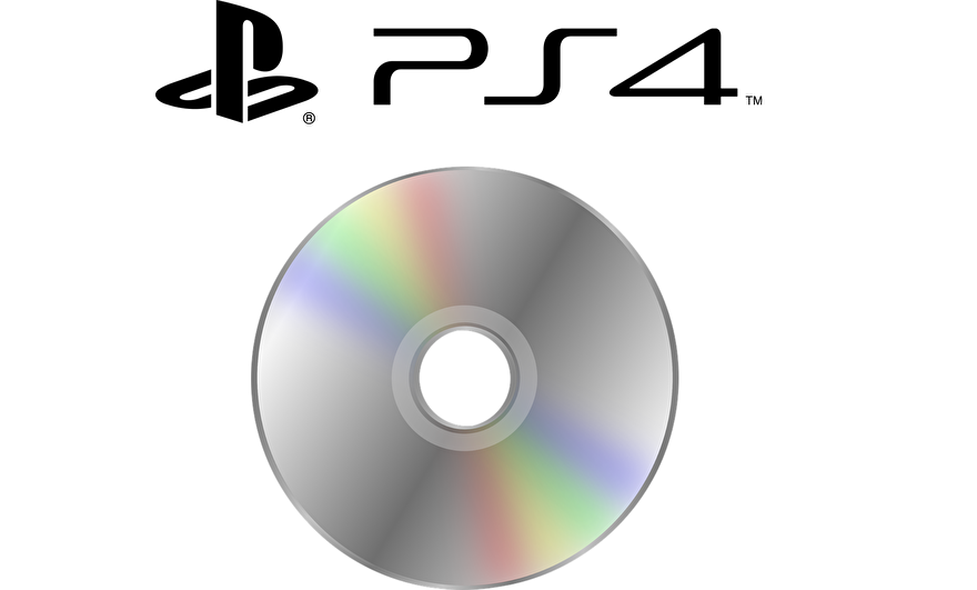 Playstation 4 games polijsten van de disc