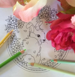 Masja's Mandala's Spring | Masja van den Berg