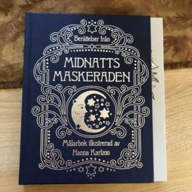 Berättelser från midnattsmaskeraden | Hanna Karlzon