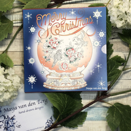 Merry Christmas Cards   Masja van den Berg
