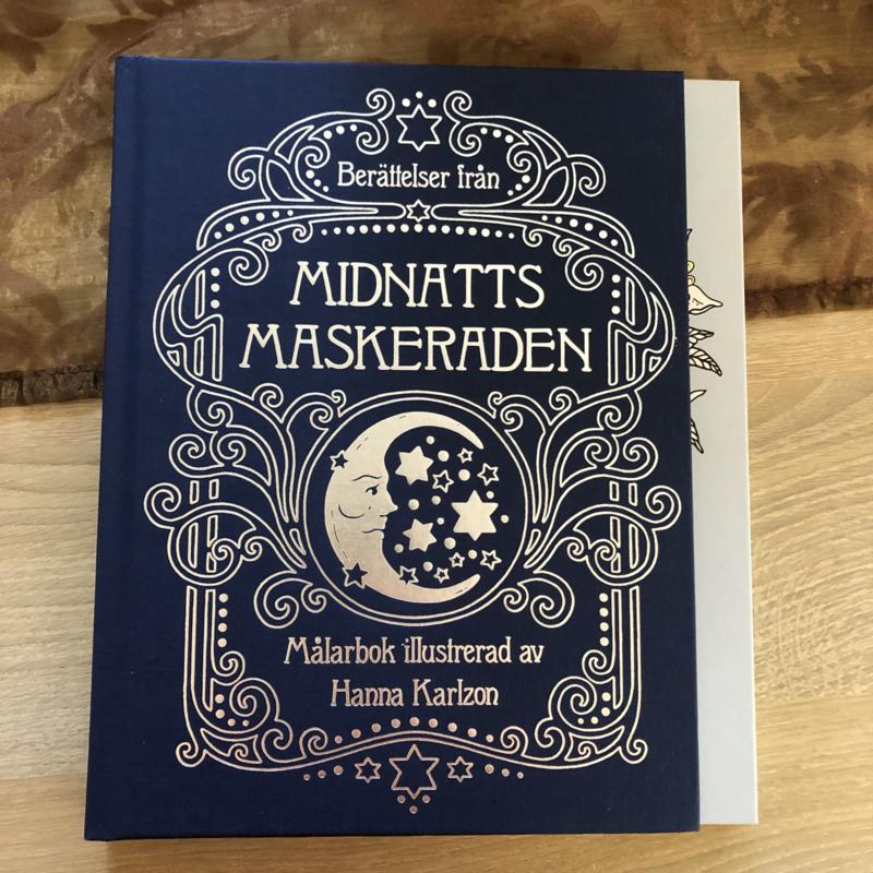 Berättelser från midnattsmaskeraden   Hanna Karlzon
