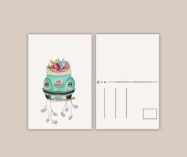 Kaartenset feest - 3 kaarten