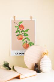 La Dolce Vita poster A4 | pre-order